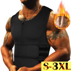 saunavestformen, waisttrainervest, Vest, Fashion