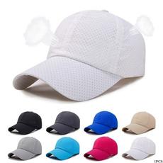 Fashion, sportcap, quickdryingcap, solidcolorcap