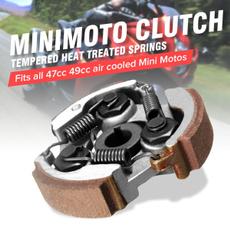 Mini, clutchplate, Spring, brakeshoeset