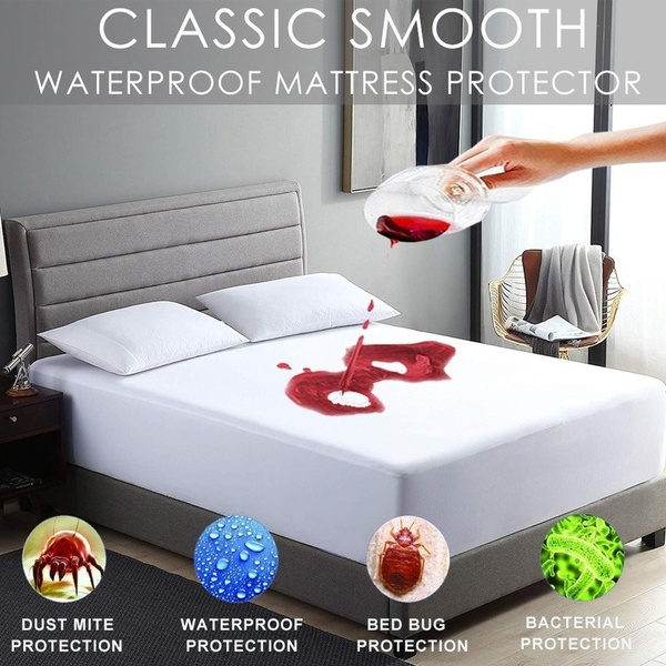 mattress, Elastic, Waterproof, Breathable