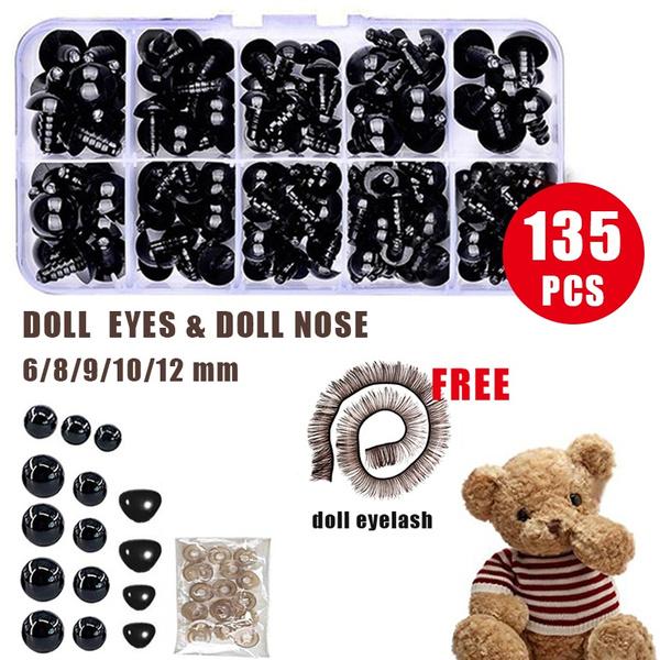 dolleye, diy, Toy, eye