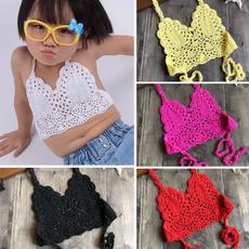 cottonyarn, Baby bikini, crochetbikin, crop top