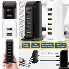 Home & Kitchen, usbchargingstation, mobilecharger, usbcarcharger