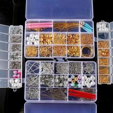 Box, Jewelry, Pins, Earring
