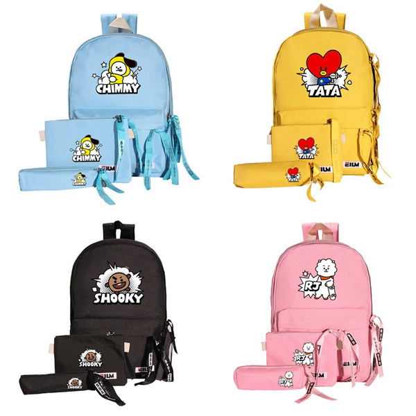 K-Pop, cute, btsbackpack, Backpacks