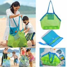 storagehomeorganization, Toy, childrenbeachtoysmeshbag, Bags