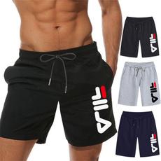 Summer, runningpant, elastic waist, beachpant
