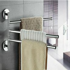 Bathroom, rotatingbar, towelbar, wallmounttowelbar