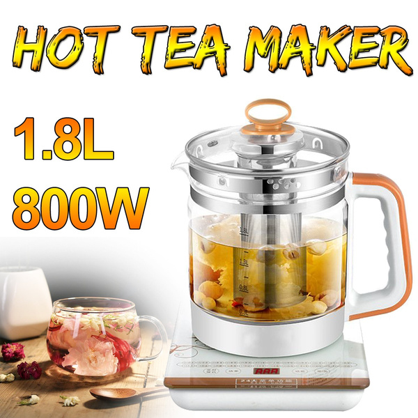 Home & Kitchen, Stainless Steel, Electric, teapotinfuser