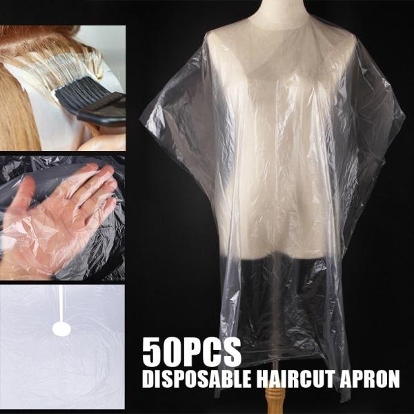 shavingcloth, apron, hairdressingcape, haircutapron