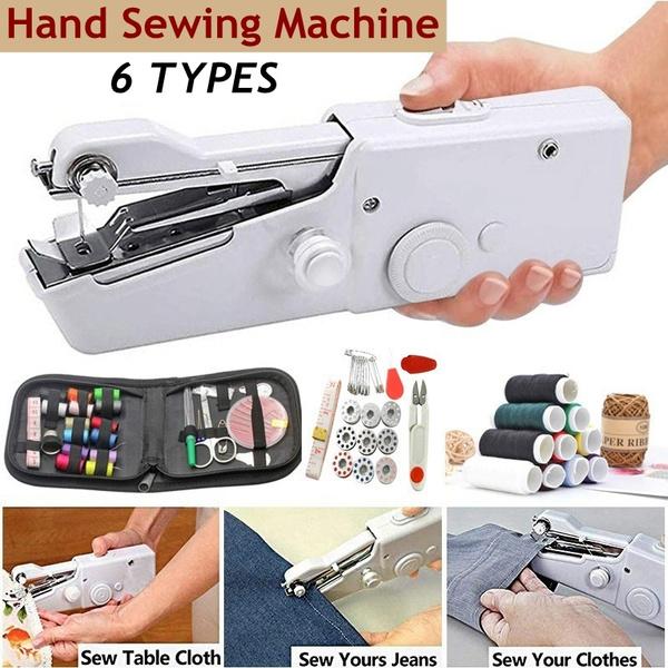 Mini, handheldsewingmachine, electricsewingmachine, stitchingtool