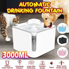 petwaterfountain, petfeederbottle, fontaineeauchat, catdrinkingbowl