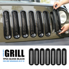 wrangler, frontradiatorgrill, Cars, Jeep