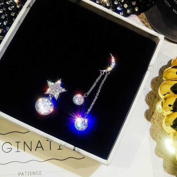 earringgift, Star, Jewelry, Earring