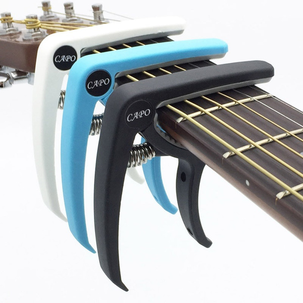 Plastic, multifunctionalcapo, Electric, guitarcapo