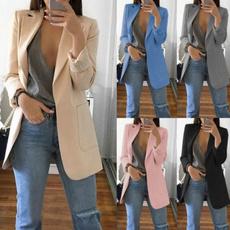 cardigan, Coat, Sleeve, Office