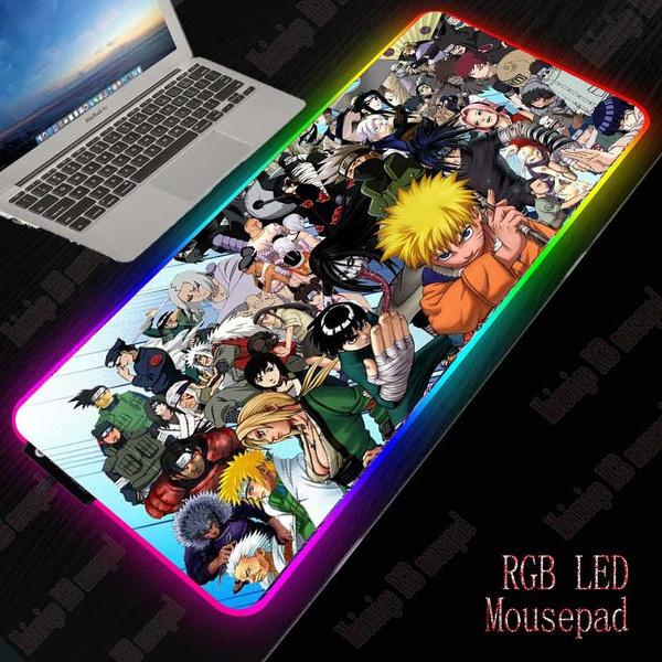 led, Mats, Mouse, Desk