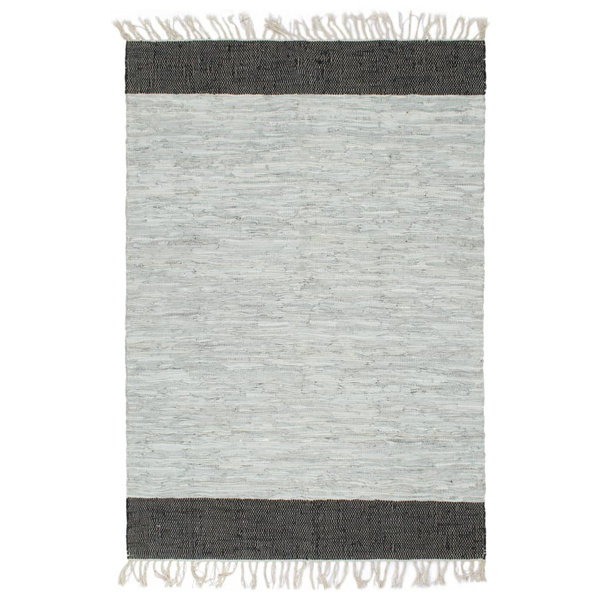 chinditeppich, Rugs, Grey, leather