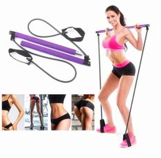 Yoga, Home & Living, Workout, resistanceband