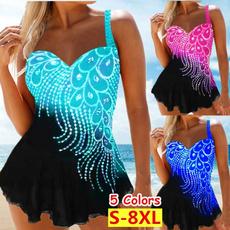 Summer, Bikinis Set, Womens Swimsuit, Fashion