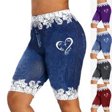 Summer, Leggings, Shorts, Love