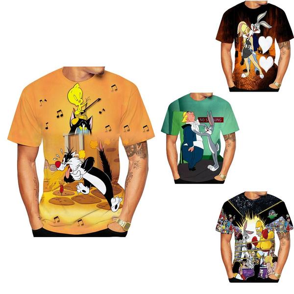 bugsbunnytshirt, Mens T Shirt, Fashion, printed