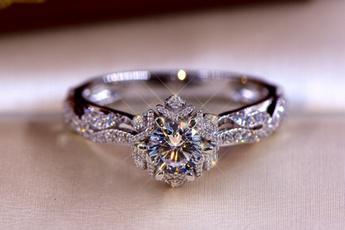Fashion, Star, Women Ring, Gifts