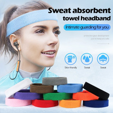 sportshairband, Sport, Yoga, stretch