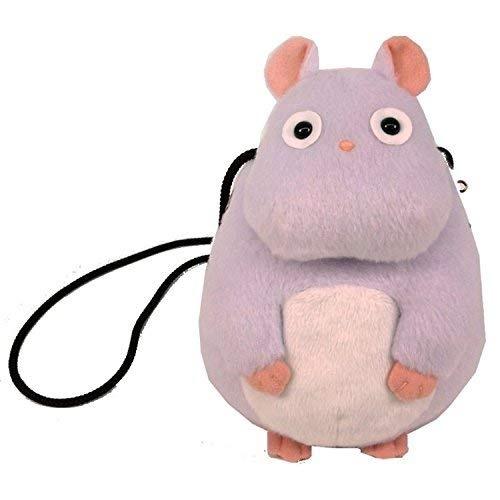 Studio Ghibli Spirited Away Purse Bow Mouse Wish