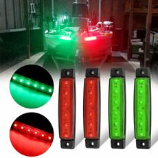 led, lights, boatpartselectricallighting, Green