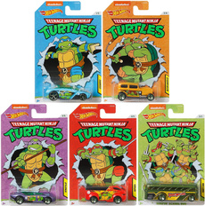Turtle, Wheels, teenage, mutant