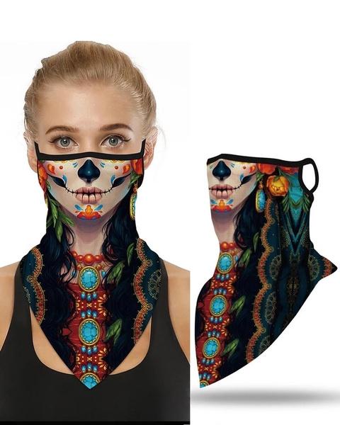 cottonfacemask, Goth, Fashion, mouthmask