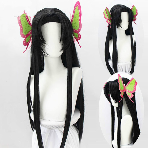 Synthetic, butterfly, Cosplay, womenwig