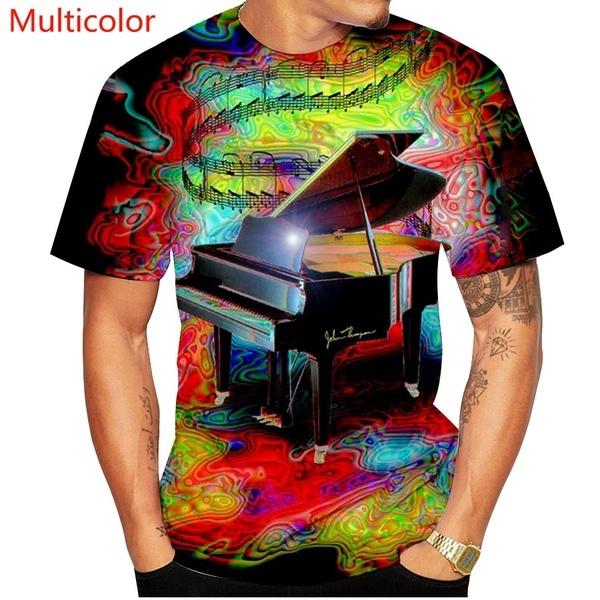 Summer, vertigo, Shirt, vertigo3dtshirt