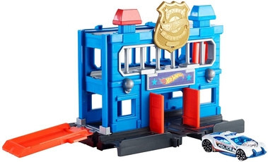 Wheels, Playsets, Police, city