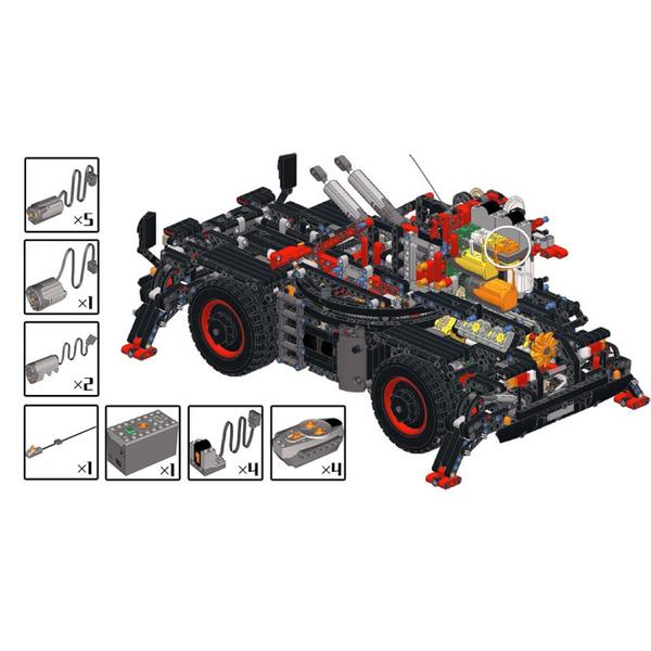 buildingblockmodifiedpack, Lego