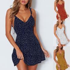 Mini, Fashion, Summer, Tops