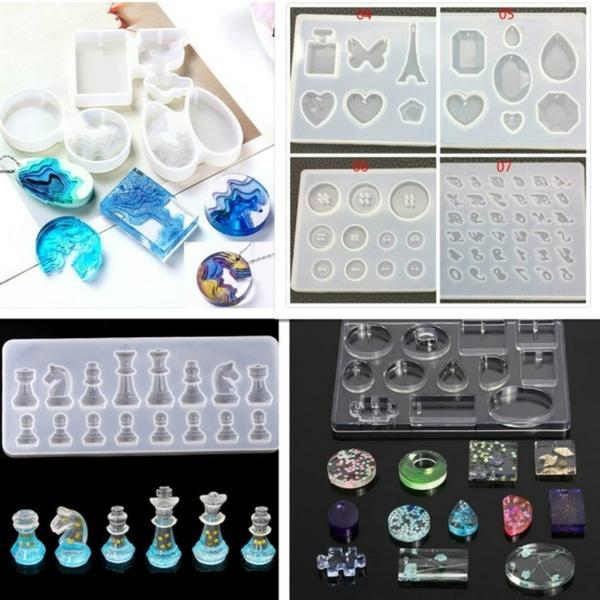 mould, DIAMOND, Jewelry, variety