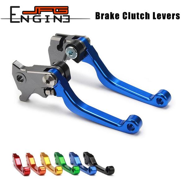For Yamaha WR250R WR250X XT250 TT250R TRICKER Pivot Dirt CNC Brake Clutch Levers