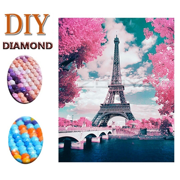 DIAMOND, Home Decor, Colorful, 5ddiamondpaintingkit