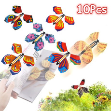 butterfly, play, Toy, Magic