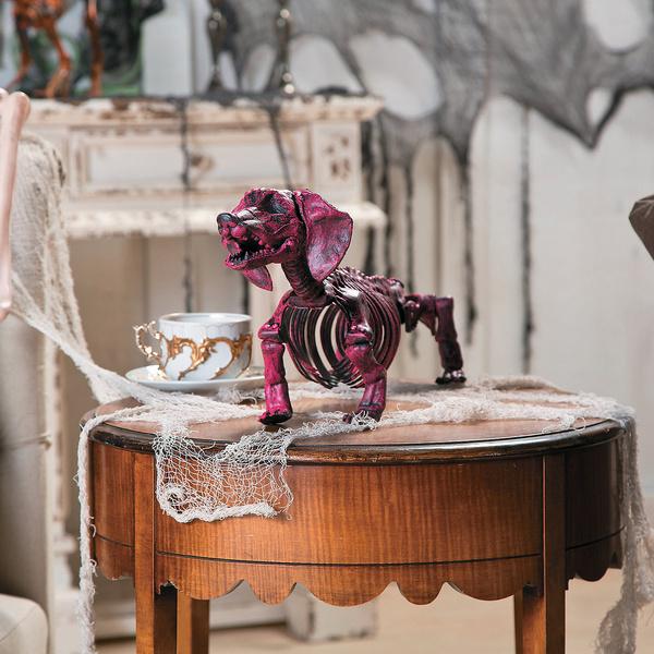 Dachshund Halloween Decorations.Hot Pink Dachshund Skeleton Halloween Decoration Home Decor 1 Piece Wish