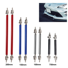 adjustablesplitterrodkit, splitterrod, lip, frontbumpersplitterrod