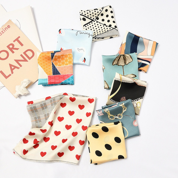 femalescarf, smallsquaretowel, Fashion, Summer