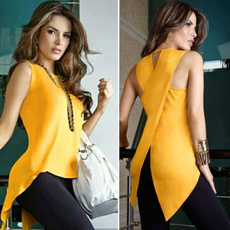 blouse, Women, swallowtailtop, Fashion
