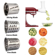 Multifunctional, kitchenaidattachment, shredderattachment, kitchenaidaccessorie
