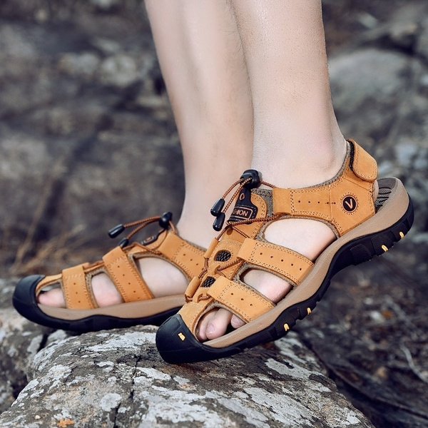 Shoes, Summer, Sandals, Hiking