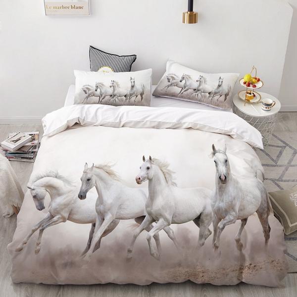horse, theme, Home & Living, Bedding