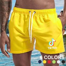 Summer, Beach Shorts, casualshort, sailboatshort