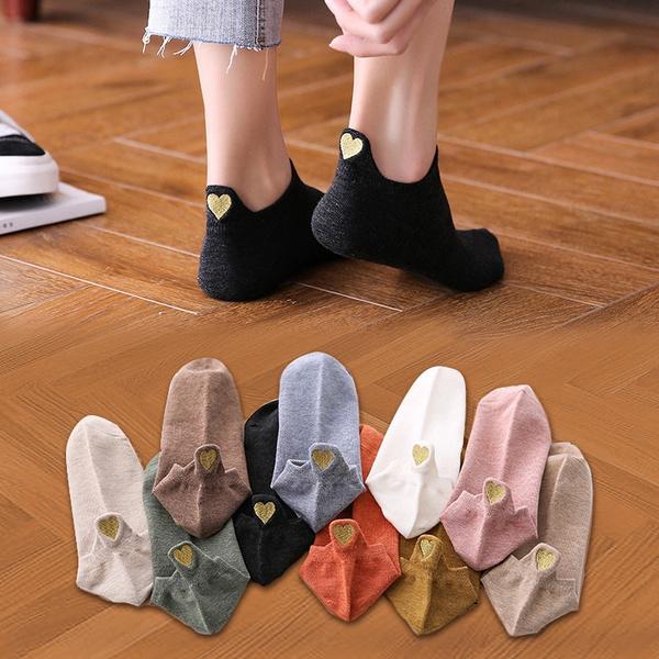cute, Cotton Socks, Cotton, Fashion
